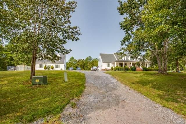 23210 Friendship Road, Ruther Glen, VA 22546 (MLS #2026420) :: Treehouse Realty VA
