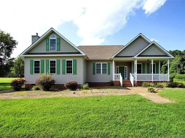 4319 Cabin Point Road, Spring Grove, VA 23881 (MLS #2026429) :: Treehouse Realty VA