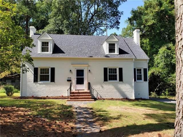 1758 Fairfax Street, Petersburg, VA 23805 (MLS #2026928) :: The RVA Group Realty