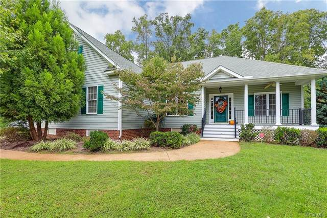 9213 Bailey Oak Drive, Chesterfield, VA 23112 (MLS #2027156) :: The RVA Group Realty