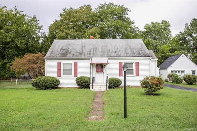 5910 Brandy Lane, Richmond, VA 23231 (MLS #2027235) :: Treehouse Realty VA