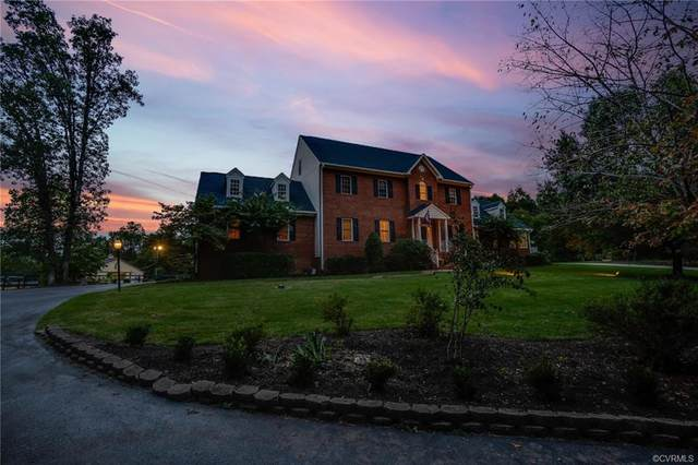 16318 Tavern Estates Road, Hanover, VA 23192 (MLS #2027502) :: The Redux Group
