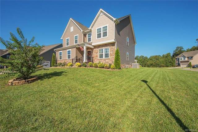 7671 Flowering Magnolia Lane, Quinton, VA 23141 (MLS #2027602) :: The RVA Group Realty