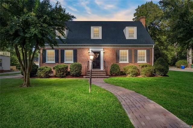 606 Mansion Drive, Hopewell, VA 23860 (MLS #2027631) :: Blake and Ali Poore Team