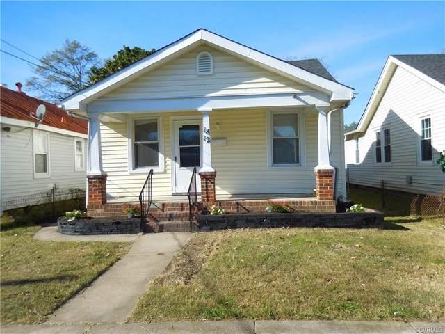 1812 N 23rd Street, Richmond, VA 23223 (MLS #2027660) :: The Redux Group