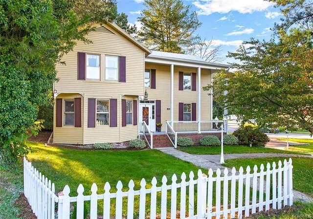 605 Mineral Avenue, Louisa, VA 23117 (MLS #2027675) :: Keeton & Co Real Estate