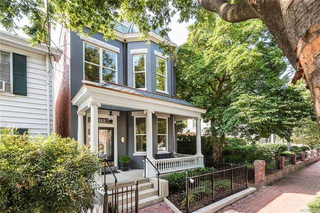 1123 Floyd Avenue, Richmond, VA 23220 (MLS #2027820) :: Treehouse Realty VA