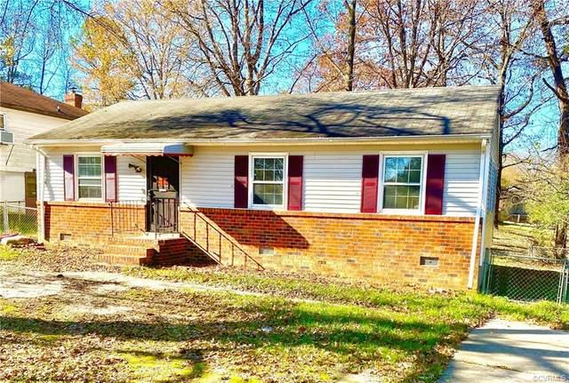 4510 Hillbrook Avenue, Henrico, VA 23231 (MLS #2027846) :: Treehouse Realty VA