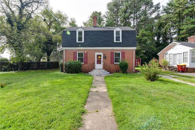 436 Maycox Street, Petersburg, VA 23805 (MLS #2027861) :: The Redux Group