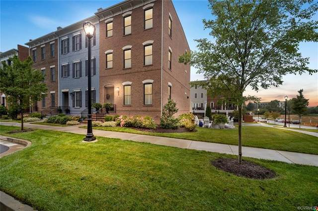 12330 Dewhurst Avenue 58Q, Henrico, VA 23233 (MLS #2027914) :: Keeton & Co Real Estate