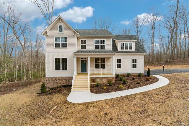 TBD Pine Straw Lane, Quinton, VA 23141 (MLS #2027925) :: Village Concepts Realty Group