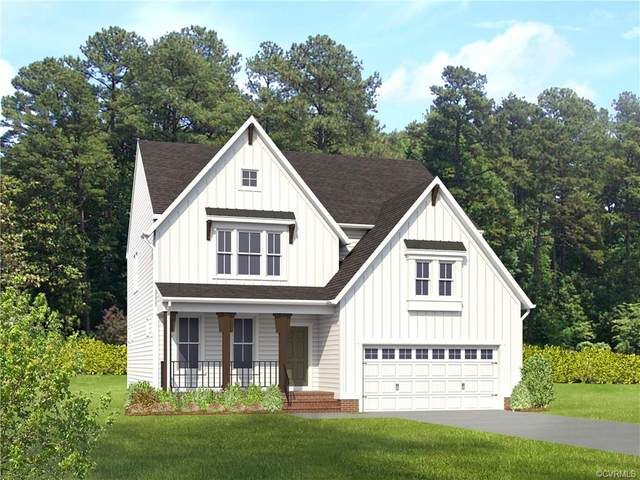 10205 Carsten Lane, Mechanicsville, VA 23116 (MLS #2028006) :: The Redux Group