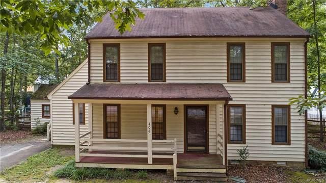 406 Walton Park Road, Midlothian, VA 23114 (MLS #2028052) :: Treehouse Realty VA