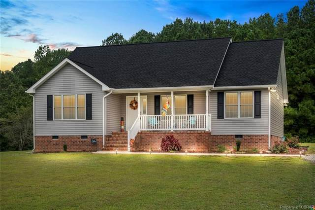 102 Lynns Lane, Middlesex, VA 23176 (MLS #2028115) :: Small & Associates