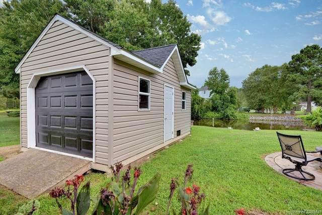 6019 Tabiatha Lane, Lanexa, VA 23089 (MLS #2028339) :: The RVA Group Realty