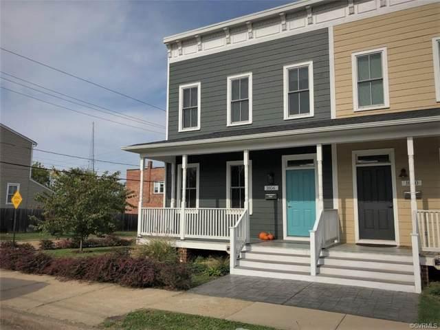 1856 Moore Street, Richmond, VA 23220 (MLS #2028702) :: Treehouse Realty VA