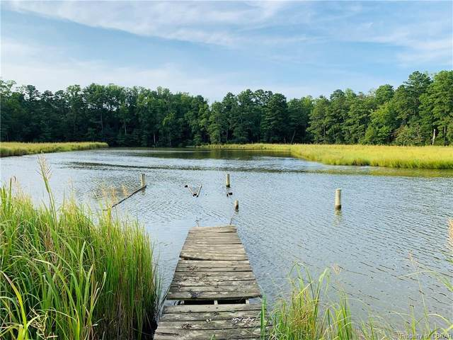 Lot #5 Paddock Drive, Lancaster, VA 22503 (MLS #2028716) :: Treehouse Realty VA