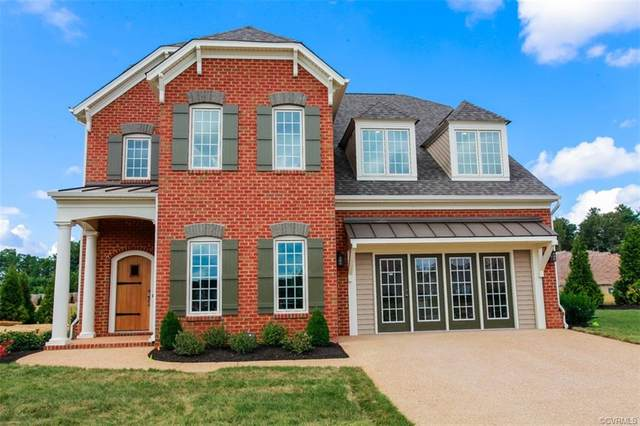 12484 Donahue Road, Glen Allen, VA 23059 (MLS #2029083) :: Treehouse Realty VA