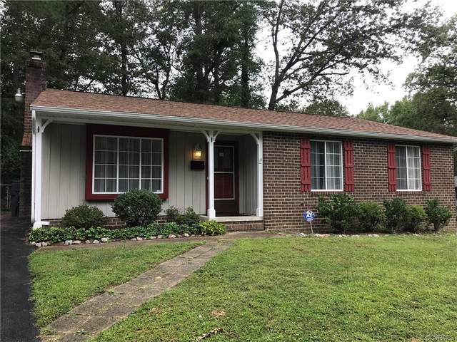 7300 Springleaf Court, North Chesterfield, VA 23234 (MLS #2029108) :: The RVA Group Realty