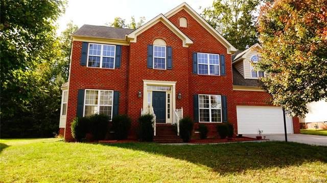 7406 N Silver Mist Avenue, North Chesterfield, VA 23237 (MLS #2029148) :: Treehouse Realty VA