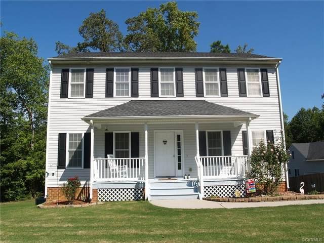 5748 Longbow Lane, New Kent, VA 23124 (MLS #2029306) :: Treehouse Realty VA