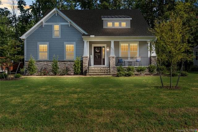 2231 Moonlight Point, Williamsburg, VA 23185 (MLS #2029324) :: Small & Associates
