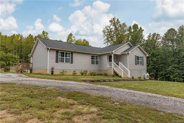 1394 Falls Road, Victoria, VA 23974 (MLS #2029366) :: Treehouse Realty VA