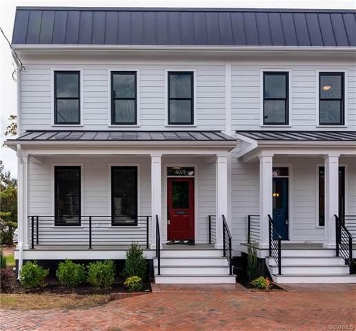 3021 E Marshall Street, Richmond, VA 23223 (MLS #2029414) :: Treehouse Realty VA