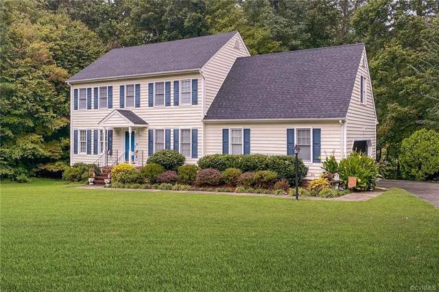 8756 Country View Lane, North Prince George, VA 23860 (MLS #2029419) :: Treehouse Realty VA