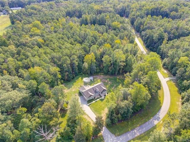 2530 Jordan Woods Drive, Mechanicsville, VA 23111 (MLS #2029425) :: EXIT First Realty