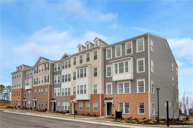 8020 Wistar Glen Drive B, Richmond, VA 23228 (MLS #2029438) :: The Redux Group