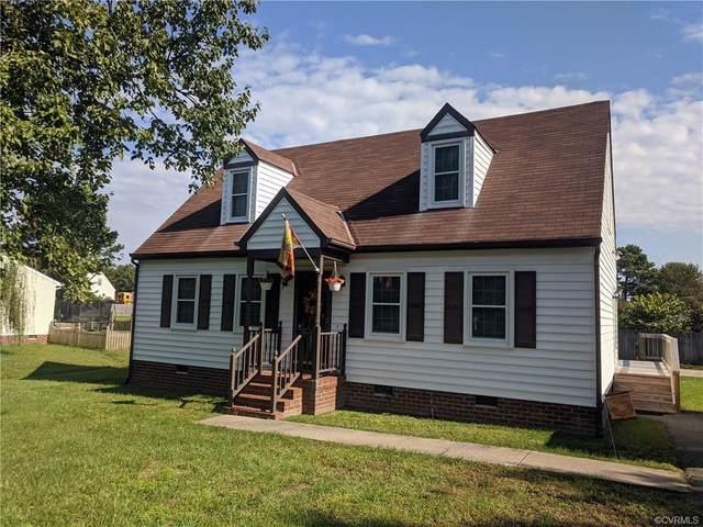 6498 Luther Bosher Lane, Mechanicsville, VA 23111 (MLS #2029490) :: Treehouse Realty VA