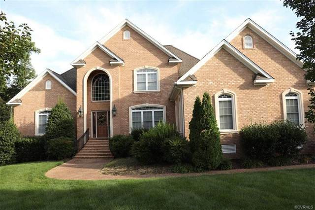 2701 Logan Estates Run, Henrico, VA 23233 (MLS #2029612) :: The Redux Group