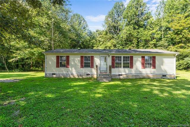 584 Courthouse Drive, Saluda, VA 23149 (MLS #2029679) :: Treehouse Realty VA