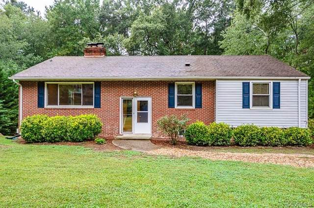 8165 S Mayfield Lane, Mechanicsville, VA 23111 (MLS #2029715) :: Small & Associates