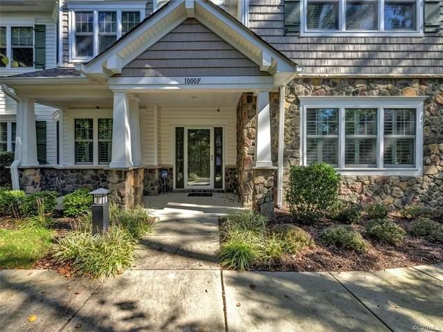 1000 Heathsville Court F, Glen Allen, VA 23060 (MLS #2029815) :: Treehouse Realty VA