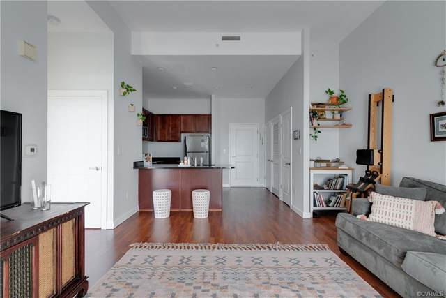 1101 Haxall Point U210, Richmond, VA 23219 (MLS #2029826) :: The Redux Group