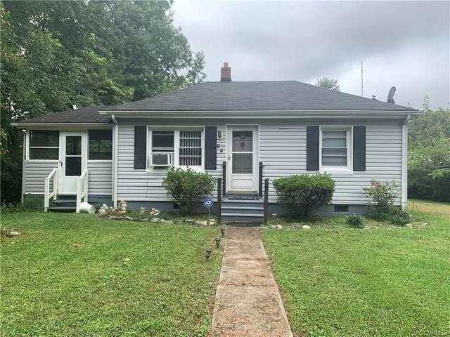 64 Rodman Road, Richmond, VA 23224 (MLS #2029852) :: Treehouse Realty VA