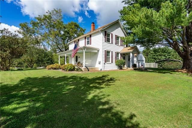 3401 Spring Run Road, Mechanicsville, VA 23111 (MLS #2029946) :: Treehouse Realty VA