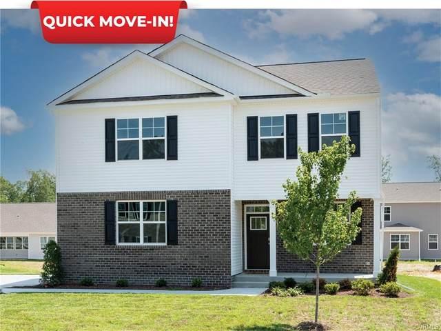 7631 Sedge Drive, New Kent, VA 23124 (MLS #2030337) :: Village Concepts Realty Group