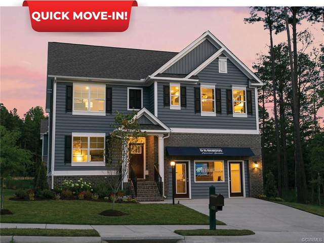 5733 Gossamer Place, Moseley, VA 23120 (MLS #2030454) :: The Redux Group