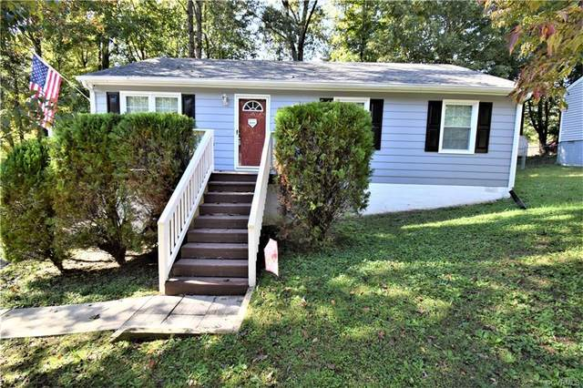 5018 King Cotton Lane, Midlothian, VA 23112 (MLS #2030981) :: Treehouse Realty VA