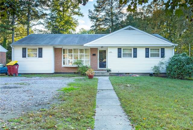 1920 Buckner Street, Petersburg, VA 23805 (MLS #2031295) :: The Redux Group