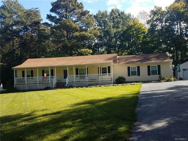 16044 Beaver Dam Road, Montpelier, VA 23192 (MLS #2031346) :: Treehouse Realty VA