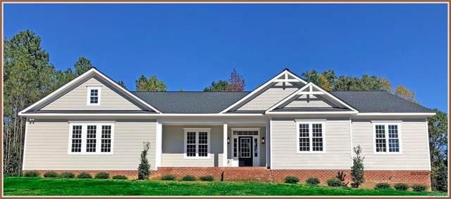 4640 Battleline Drive, Mechanicsville, VA 23111 (MLS #2031475) :: Treehouse Realty VA