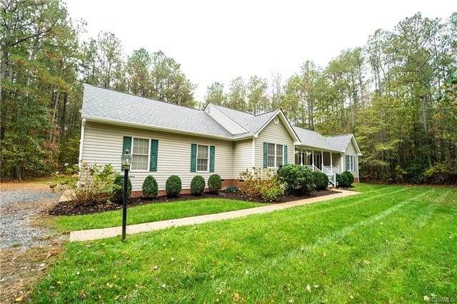 9809 Woodpecker Road, Chesterfield, VA 23838 (MLS #2031627) :: EXIT First Realty