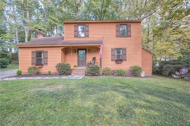 511 Comstock Drive, North Chesterfield, VA 23236 (MLS #2031634) :: The Redux Group