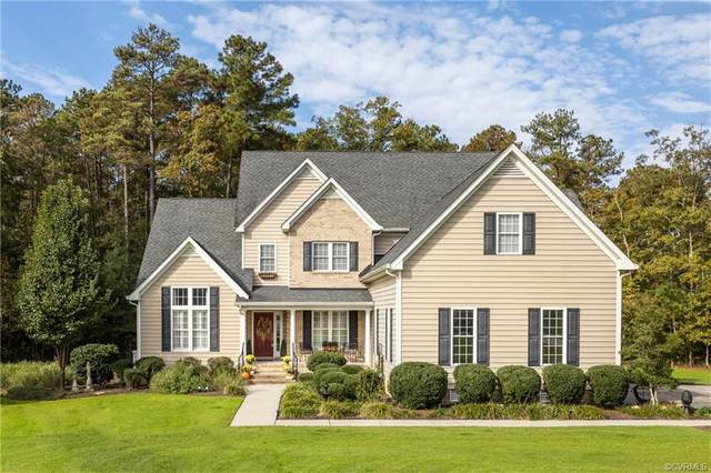 10800 Isadora Drive, Chesterfield, VA 23838 (MLS #2031861) :: The Redux Group