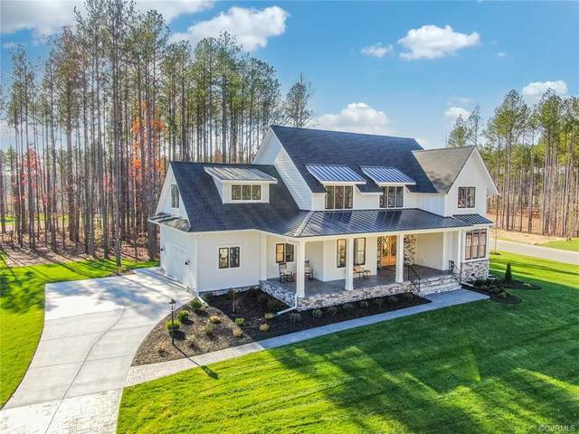 18113 Ruby Hill Court, Moseley, VA 23120 (MLS #2031909) :: The Redux Group