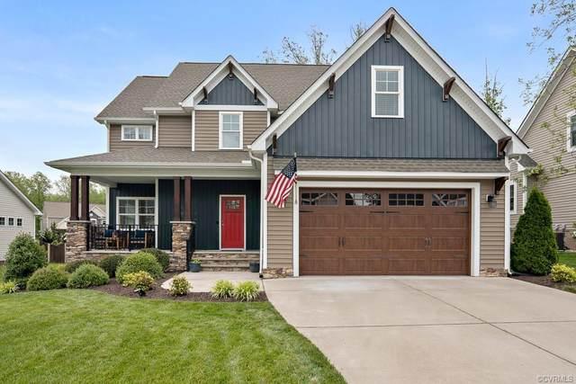 3237 Farcet Terrace, Chesterfield, VA 23112 (MLS #2031923) :: Treehouse Realty VA